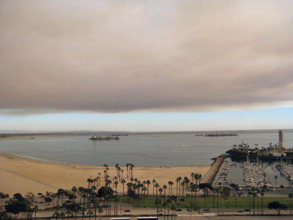 Лос Анджелес - самый загрязненный город в Америке - IWM