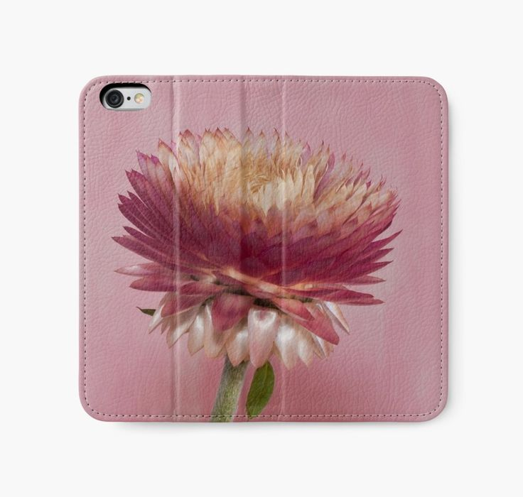 Many Pink Petals by Sandra Foster.  https://www.redbubble.com/people/sandrafoster/works/12374754-many-pink-petals?p=iphone-wallet