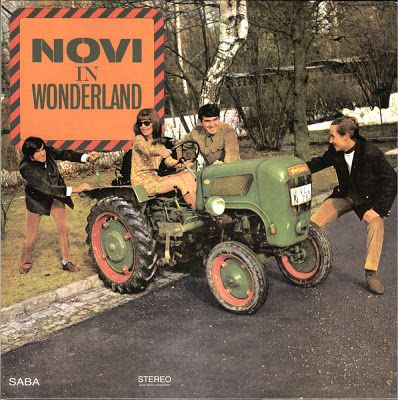 Novi Singers - Novi in Wonderland/Torpedo (1968/1969) - The Savage Saints