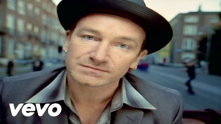 U2 - Sweetest Thing-A sweet video for a sweet song.  Nearly eleven and one half years ago a blue eyed boy met a brown eyed girl and sometime later the sweetest thing joined the living on planet earth.