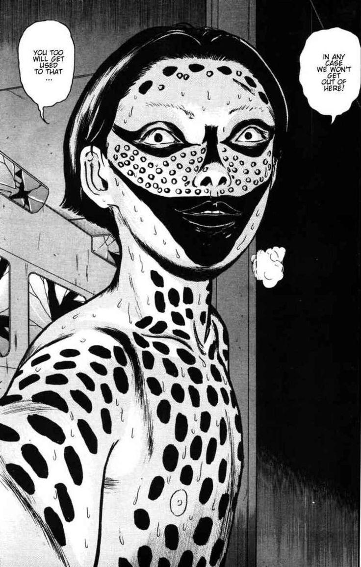 Minetaro Mochizuki. - Dragon Head