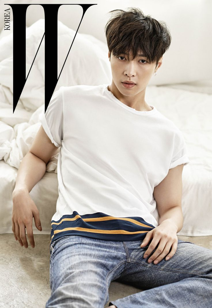 Lay - W Magazine July Issue '16