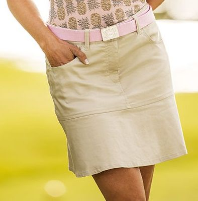"""Sahara Daily Sports Ladies HOLIDAY Swing 20.5"""" Golf Skort now at one of the top shops for ladies golf apparel #lorisgolfshoppe"""