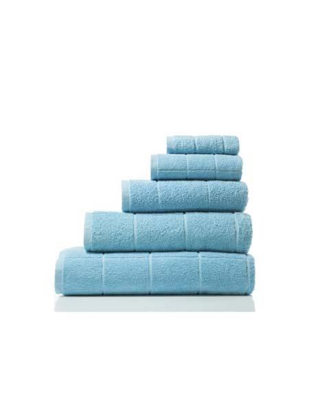 MYER Country Road - Heath Bath Towel Range in Aqua. Bath Sheet - x 2 $64.95ea