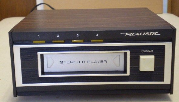 I remember an older neighbor getting his first car, a Pinto, and hooking up an 8 Track and jamming Boston (circa 1976).