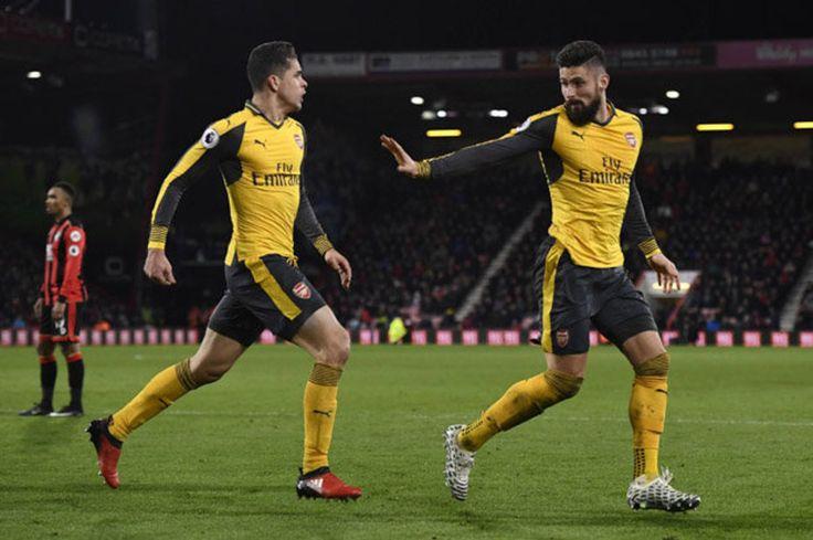 Olivier Giroud: Arsenal stars celebration was fine  Jermaine Jenas