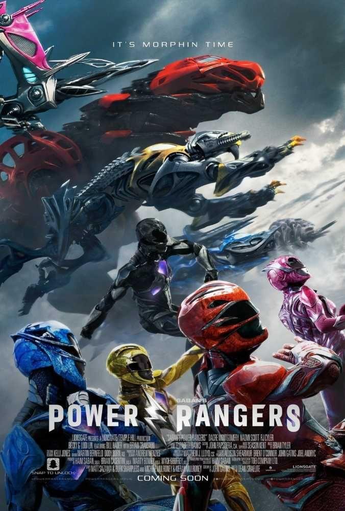 Online Power Rangers Movie Watch 720P
