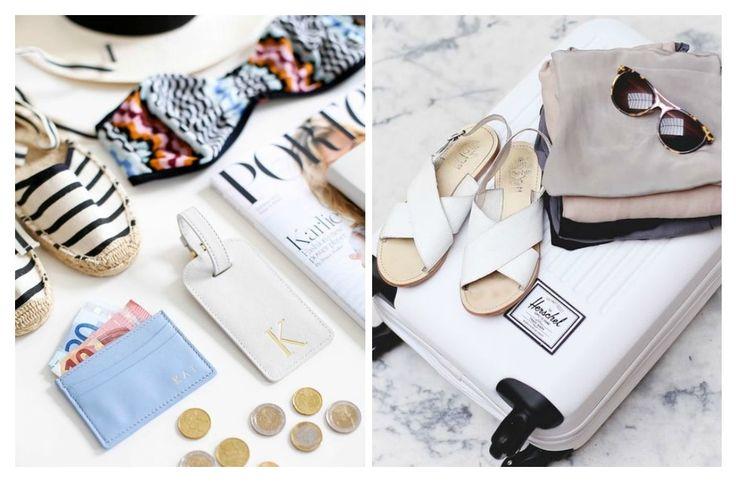 4 tips για να πακετάρετε σαν fashion editor