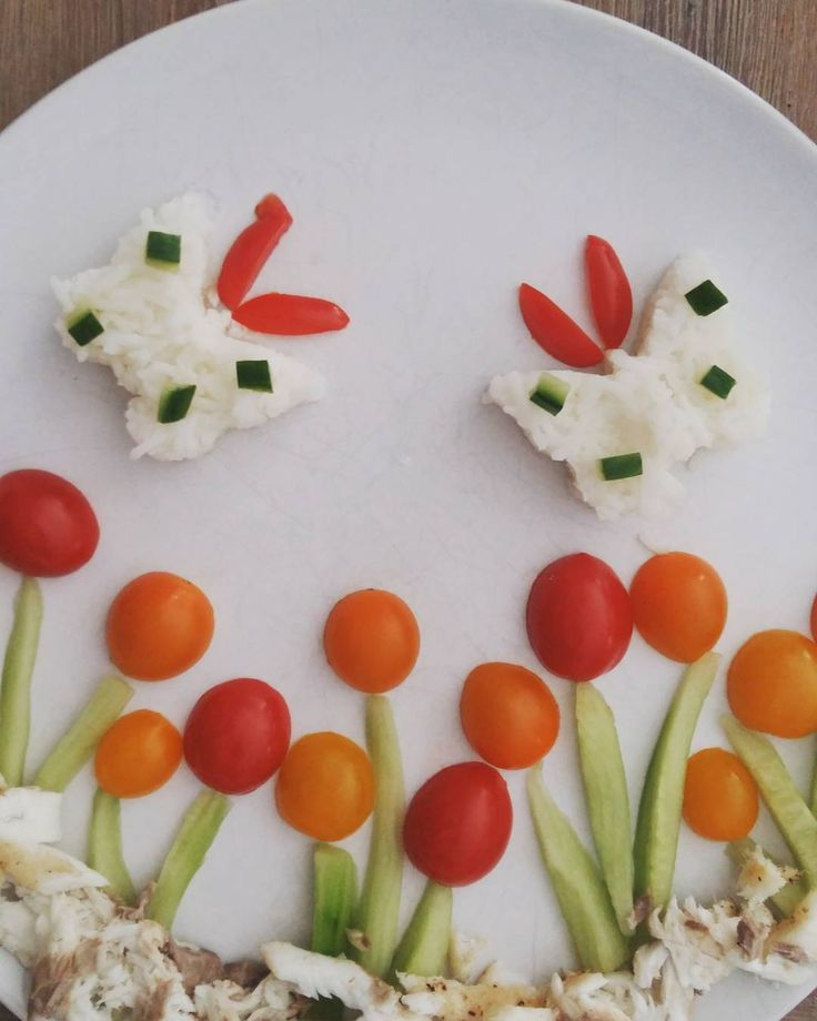 Foodart by Donkey and the Carrot blog https://www.instagram.com/foivigeller/