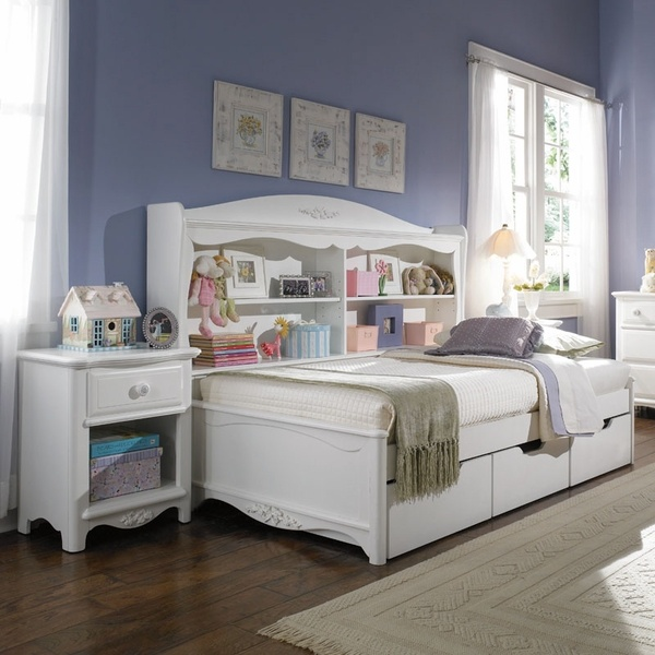 Bookcase/Daybed combo