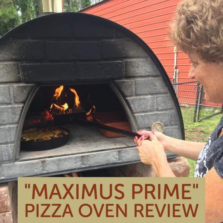 Maximus Prime Pizza Oven Review Pizza Oven Outdoor Outdoor