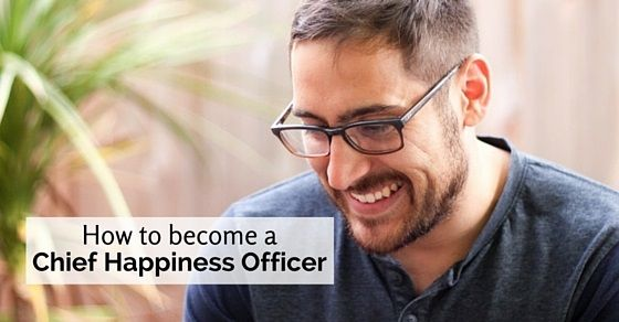 Tips become chief happiness officer: The manner in which you lead the intention behind the products or services that you serve and the treatment of your employees by you are the factors that help in becoming a Chief Happiness Officer.