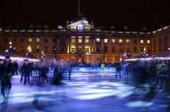 The world's coolest ice-skating rinks