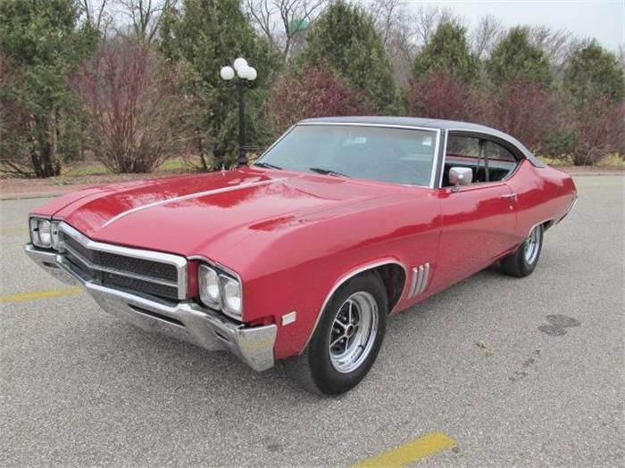 My First Car  1969 Buick Skylark.