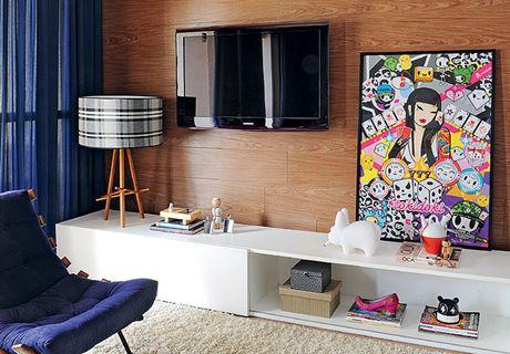 Apartamentos pequenos: inspirações