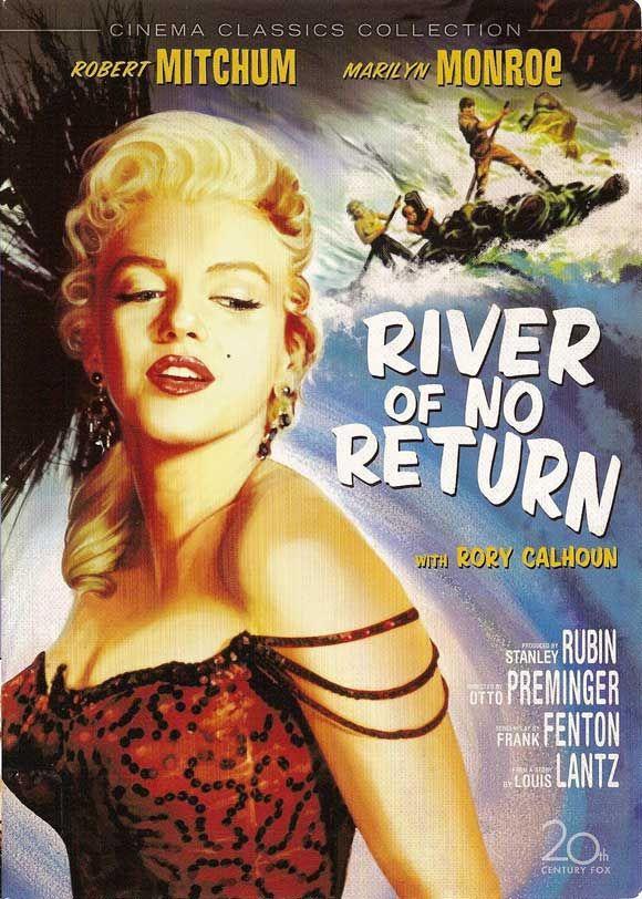 River of No Return  Munro & Mitchum