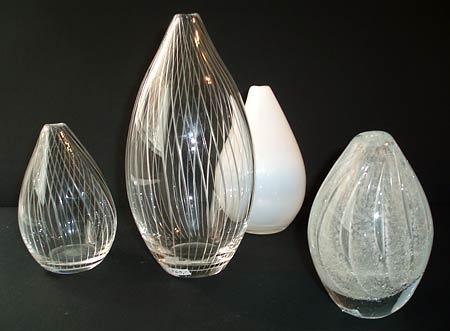 Sipuli vases by Tapio Wirkkala