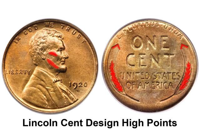 How to Accurately Grade Lincoln Wheat Pennies
