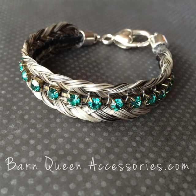 b92a70c0858 The 14 best Horse hair bracelet images on Pinterest