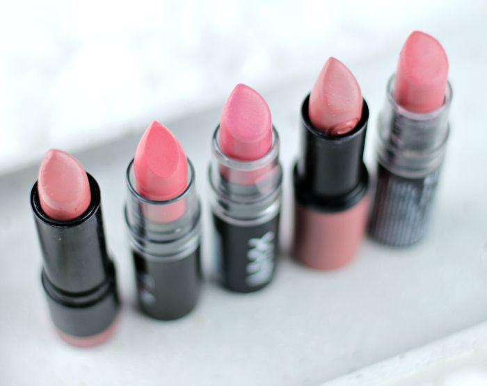 Beautyblog Nude Lippenstift
