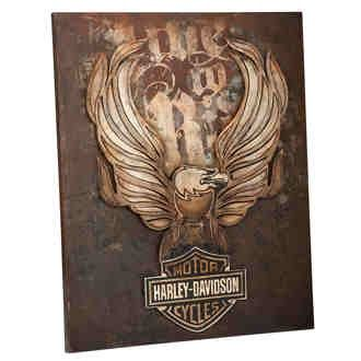 Harley Davidson Live To Ride Eagle Metal Wall Art Is Hand Crafted From  Repurposed Steel And Is Hand Cut, Formed Steel With Distressed Finish. Part 67
