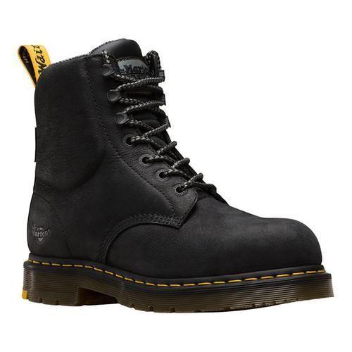 Dr. Martens Hyten EH 7-Tie Steel Toe Boot Overlord Waterproof