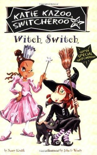 14 best 2nd grade recommended reading images on pinterest kid witch switch katie kazoo switcheroo fandeluxe Image collections