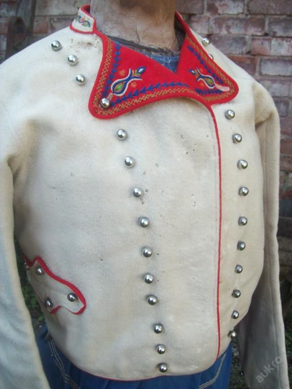 festive jacket - Lanžhot
