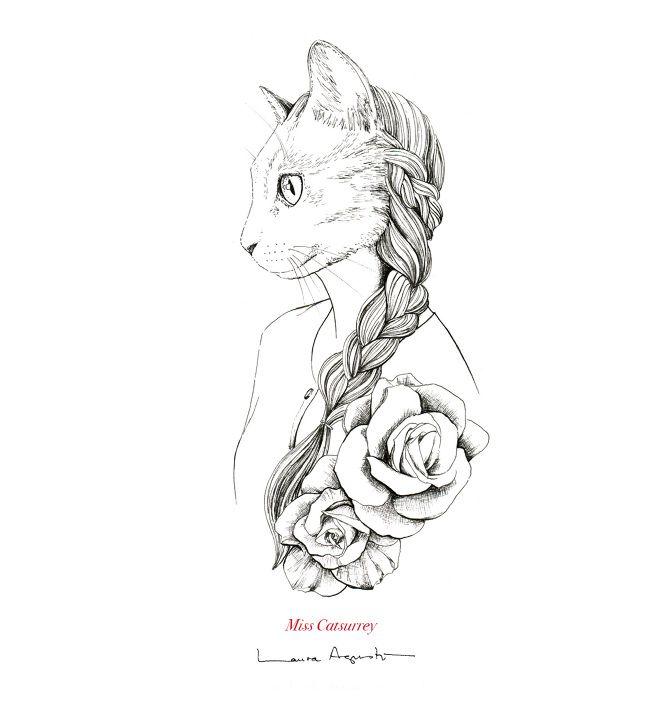 Ashdown Cats - Laura Agustí