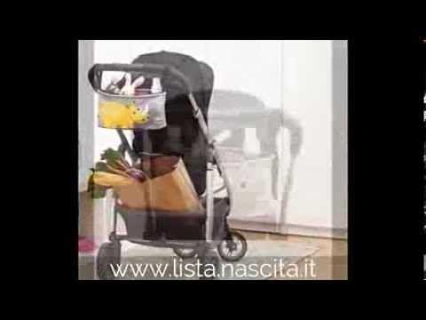 ACCESSORI PER PASSEGGINO, ACCESSORI PER CARROZZINA by LISTA NASCITA