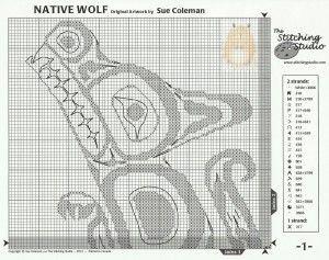 воющий волк 2