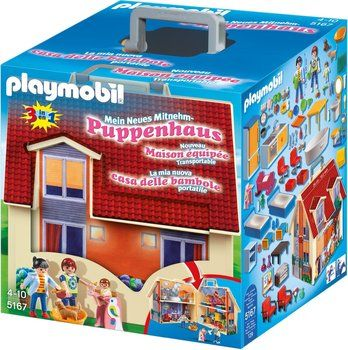 Playmobil Maison transportable (5167)