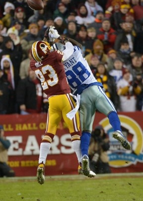 Redskins vs. Cowboys, Redskins win!
