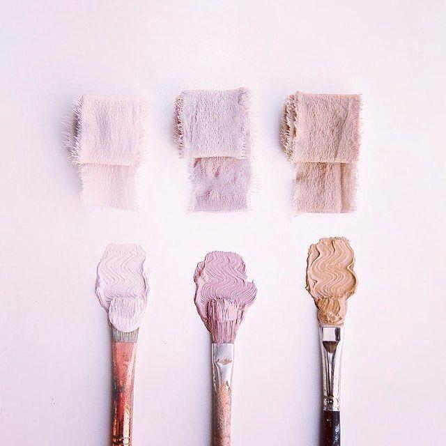 Our color palette  •  #studiokreative #lavender #momentetevecanta