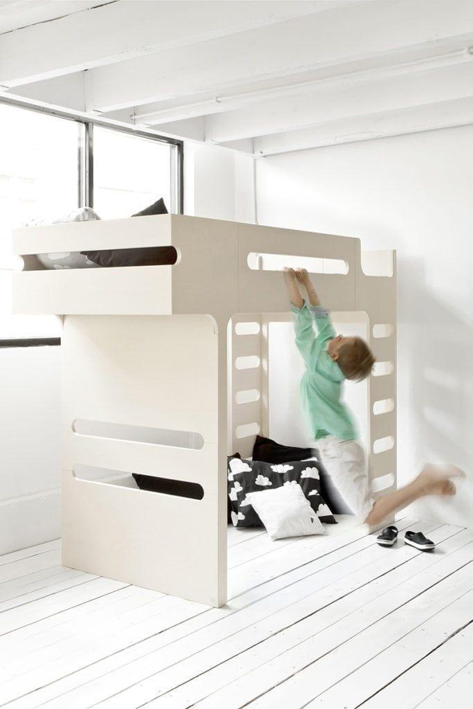 F Bunk Bed Kinderstapelbed Zolderbedden Stapelbed Bureau