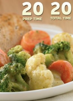 Vegetable Medley with Honey Mustard Sauce... Scrumptious summer veggies topped with a creamy honey mustard sauce, this light side dish is extremely easy to make and will compliment any meal you prepare this summer.