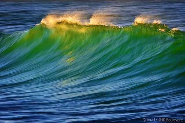 Perfect wave :)
