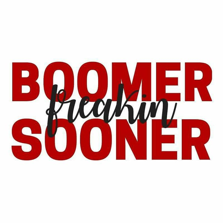 Boomer Sooner