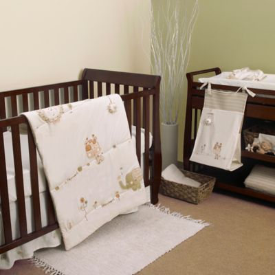 Nature's Purest™ Sleepy Safari Crib Bedding & Accessories - buybuyBaby.com
