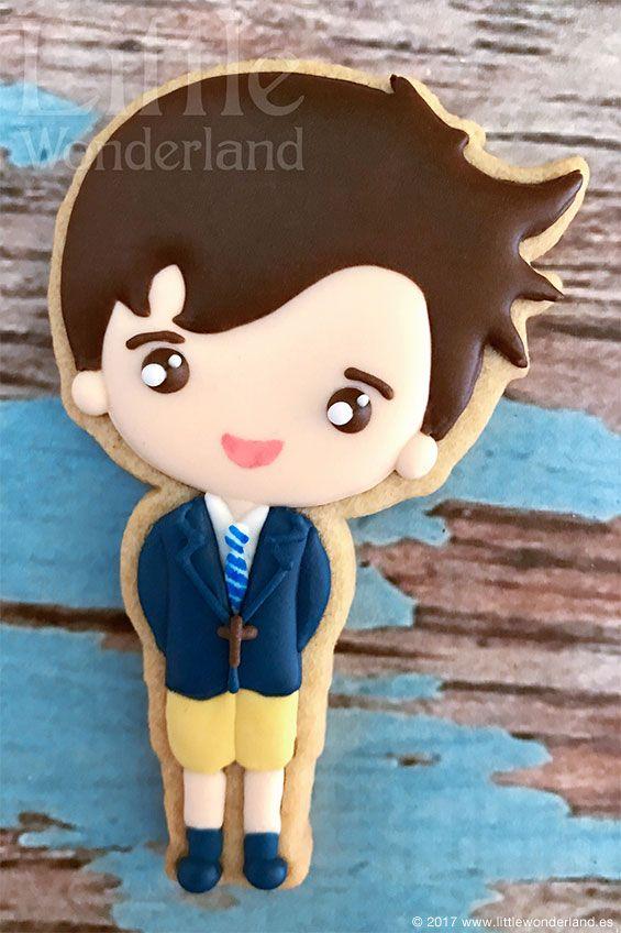 Galletas personalizadas para comuniones | Custom communion cookies