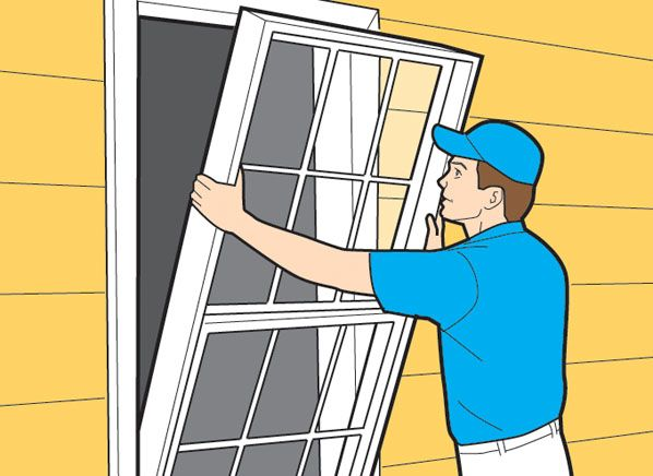 95 best diy window ideas images on pinterest bricolage home best windows for your climate planetlyrics Choice Image