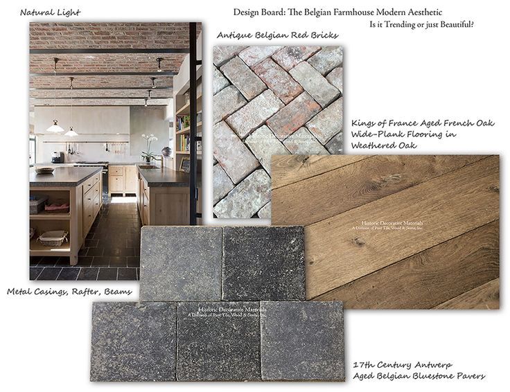 17 best reclaimed belgian grey and red bricks images on for Bluestone flooring interior