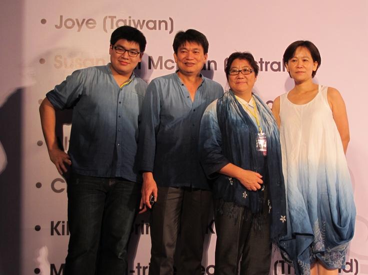 Taiwanese delegates - next ISEND hosts