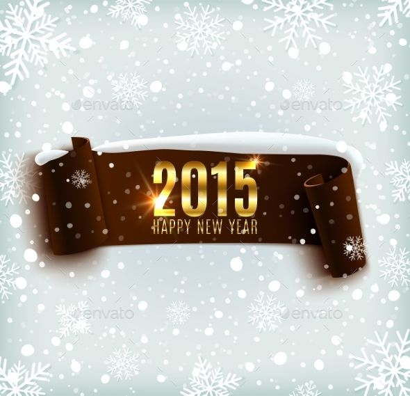 Happy New Year 2015 Background
