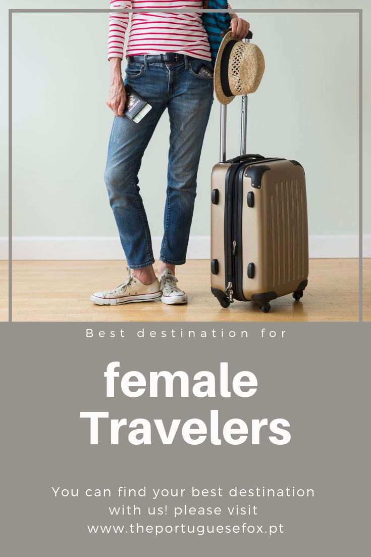 Best Destination for Female Travelers