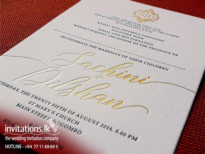 Wedding Invitations Cards Sri Lanka Wedding Invitation Cards Wedding Invitations Beautiful Invitations