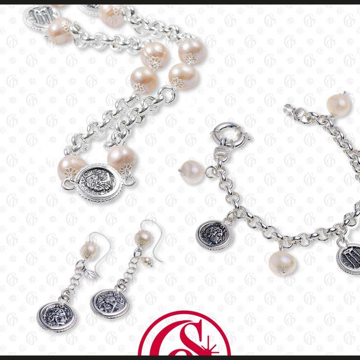 #Collana, #bracciale o #orecchini? Un gioiello unico che unisce la classicità delle #perle alla modernità del design per soddisfare tutti gli stili!