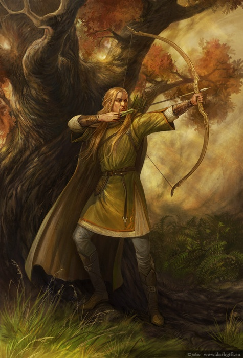 Legolas by ~CG-Warrior on deviantART