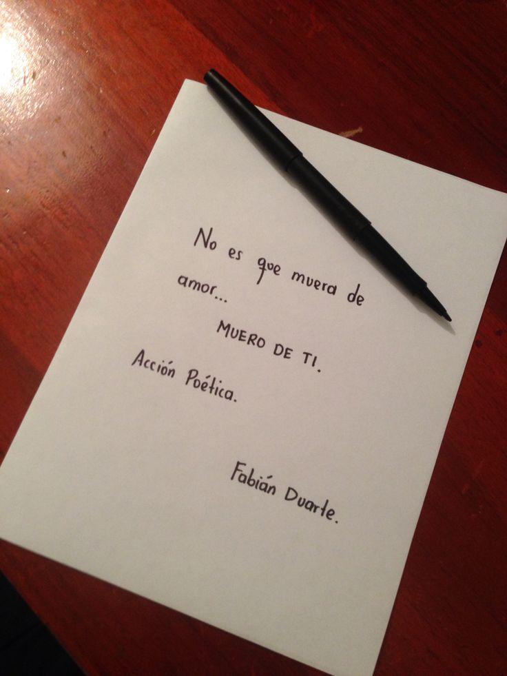 #frases #escritos #poemas #poesia #poeta #accioncolombia #accionpoetica