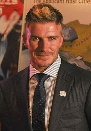 Bald ein eigenes #Sportswear-Label von #David #Beckham?   #Fashion Insider Magazin